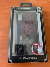 Game of Thrones Dragon iPhone x/Xs case College Park, 20740