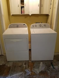 Whirlpool name brand washer and the dryer 100% fun Memphis, 38122