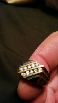14 karat yellow and white gold Collingwood, L9Y 4V3