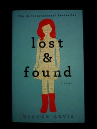 Book- Lost and Found by Brooke Davis Wasaga Beach