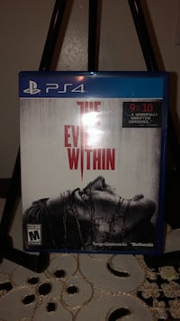 PS4 The Evil Within Clarksburg