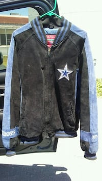 Dallas Cowboys official NFL leather jacket Brownsville, 78520