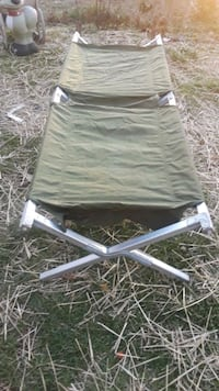 Army cot with metal frame  Lexington, 40503