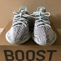 Adidas Yeezy Boost  [TL_HIDDEN]  (Blue Tint) Sterling