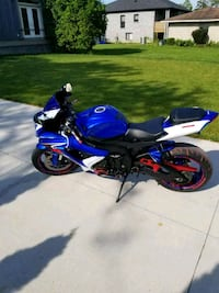 2008 suzuki gsxr London, N5Y 3A5