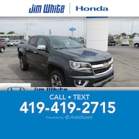 2017 Chevrolet Colorado 4WD LT Maumee, 43537