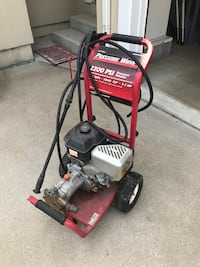 red and black Troy-Bilt pressure washer Fairlawn, 44333