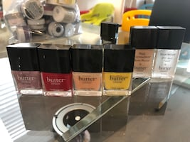 butter loundon Nail polish