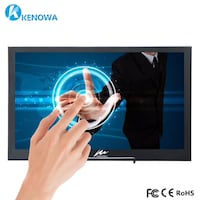 """13.3"""" 10 point touch screen 1920x1080 IPS Portable Computer Touch Monitor PC HDMI PS3 PS4 Xbox 1080P LCD LED Display Monitor Henderson"""