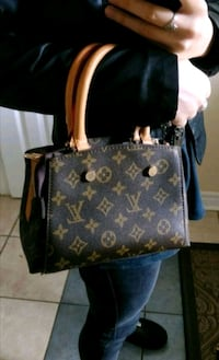 Louis Vuitton handbag/crossbody purse