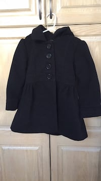 Black Size 4 Toddler Coat Mississauga, L4Y 3V2