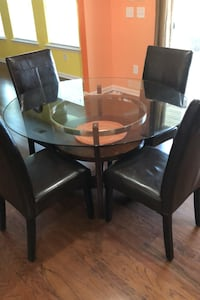Breakfast Nook with 4 Chairs Stallings, 28105