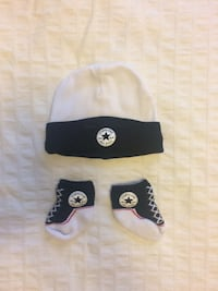 NEW - CONVERSE hat and socks 0-3 months  Mississauga, L5E 2G8