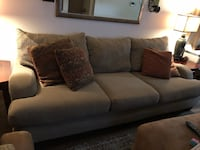 Sofa and over sized loveseat Manor, 78653