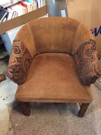 MAN CAVE CHAIRS COMFY$25. For both London, N6C 1J5