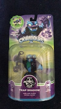 Skylanders Swapforce Trap Shadow figurine Woodbridge, 22192
