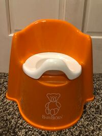 Bjorn Baby Potty Franklin, 02038