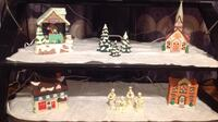 Villages ceramic all light up in boxes NEW Niceville, 32578