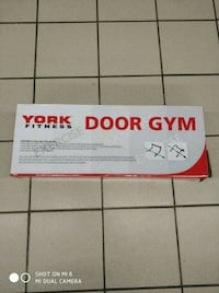 York Door Gym Kapı Barfiksi
