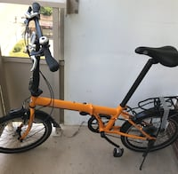Bicycle / Folding Bike Mississauga, L5G 3B5