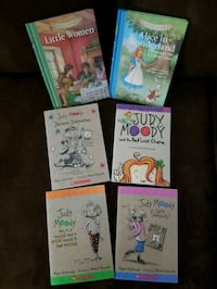 NEW CHAPTER BOOKS LOT  Alameda, 94501