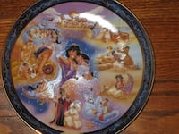 Disney princesses collector plate each $50 TORONTO