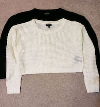 Cropped Knitted Sweaters Surrey