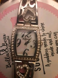 Style &Co ladys silver watch