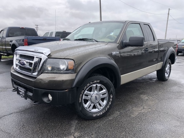2008 Ford F150 For Sale >> 2008 Ford F150