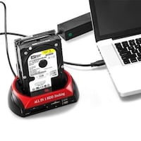 BRAND NEW/All-in-one HDD DOCKING STATION   Los Angeles, 90041