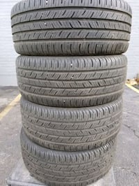 """4 17""""  continental tires"""