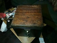 black and brown wooden cabinet Charleston, 61920