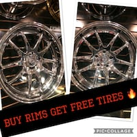 aodhan wheels: no credit check/only $40 downpayment  Brooklyn