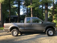 2002 Ford F-250 Super Duty XL 4WD Extended Cab SB Haverhill