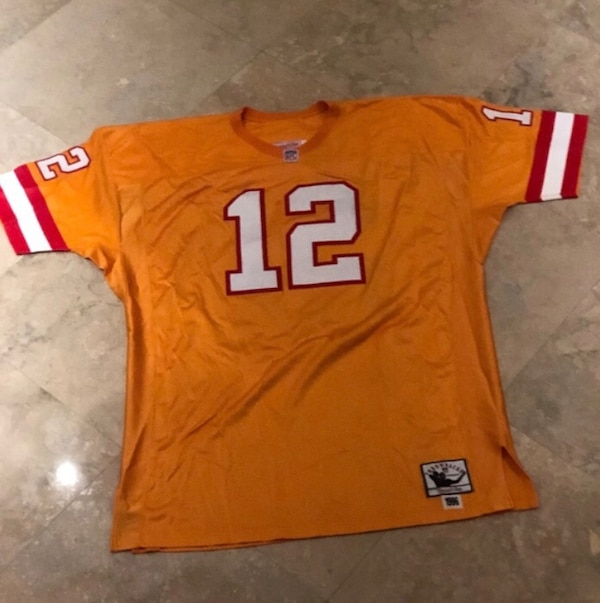 1d13509d5cb Used Authentic Mitchell   Ness Trent Dilfer Buccaneers Throwback Jersey for  sale in Davie - letgo