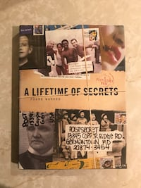 A LifeTime of Secrets - PostSecret book  Payson