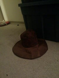 brown suede cowboy hat Winnipeg, R3T