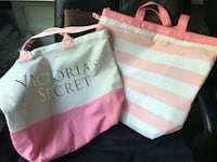 Brand NewVictoria Secret 2-in-1 tote and cooler tote set New York, 10027