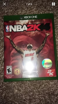 NBA 2K 14 Xbox One  Eagle, 83616