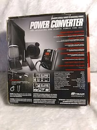 Schumacher 410 watts power converter Vancouver, V5L 1H3
