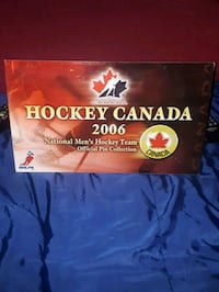 Canadian men's national hockey team pins