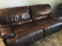 Recliner couch electric Irving, 75062