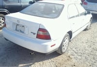 White 4 door Honda trunk Dos Palos, 93620