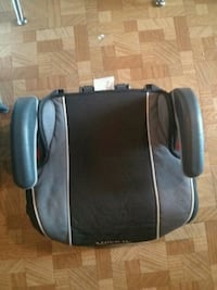 black and gray booster car seat Bellevue, 98008