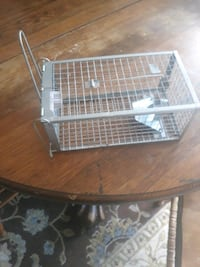 New small animal trap