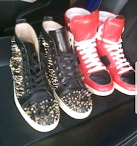 Spiked Louboutin and Saint Laurent  Moorestown, 08057