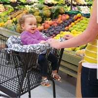 JJ Cole shopping cart cover for baby/toddler Cambridge, N3H 2Z1