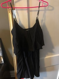 Black Old Navy dress Size M  Ottawa, K1S 1Z8
