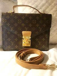 Authentic LV Monceau 26 crossbody San Diego