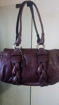 brand new danier leather bag